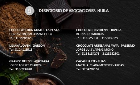 Desde el Huila #ElChocolateNosUne - Neiva