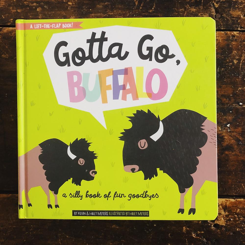 Gotta Go, Buffalo book