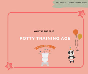 What is the best potty training age