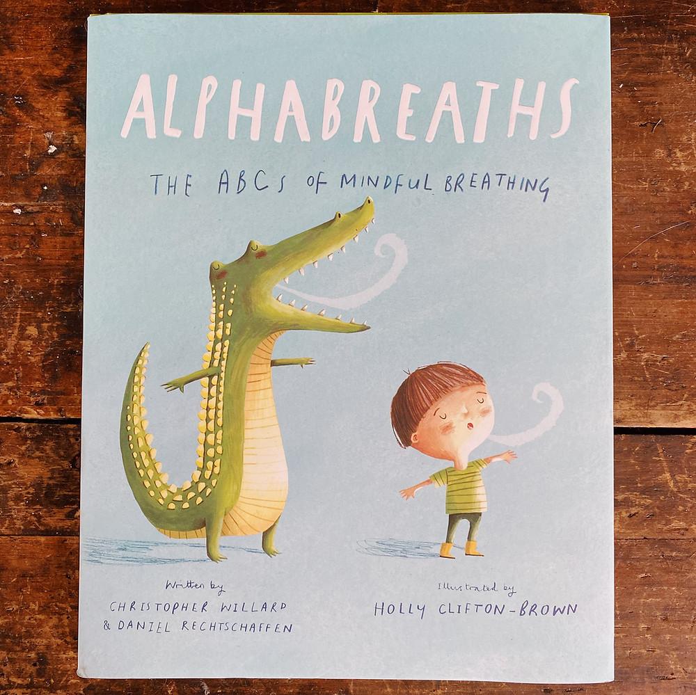 alphabreaths mindful children's book