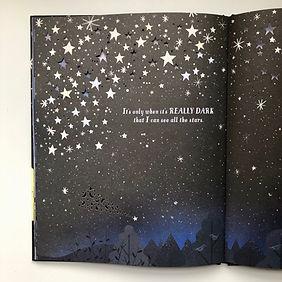 afraid of dark bedtime book