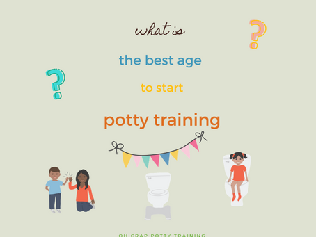 What is the Best Potty Training Age?