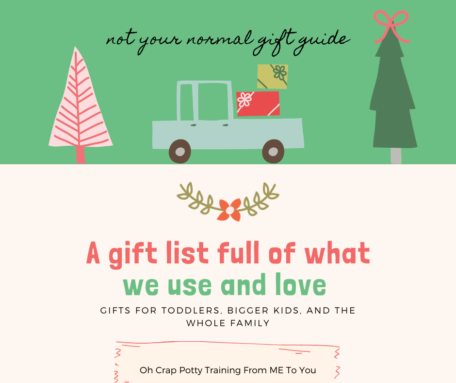 gift guide of our favorite things