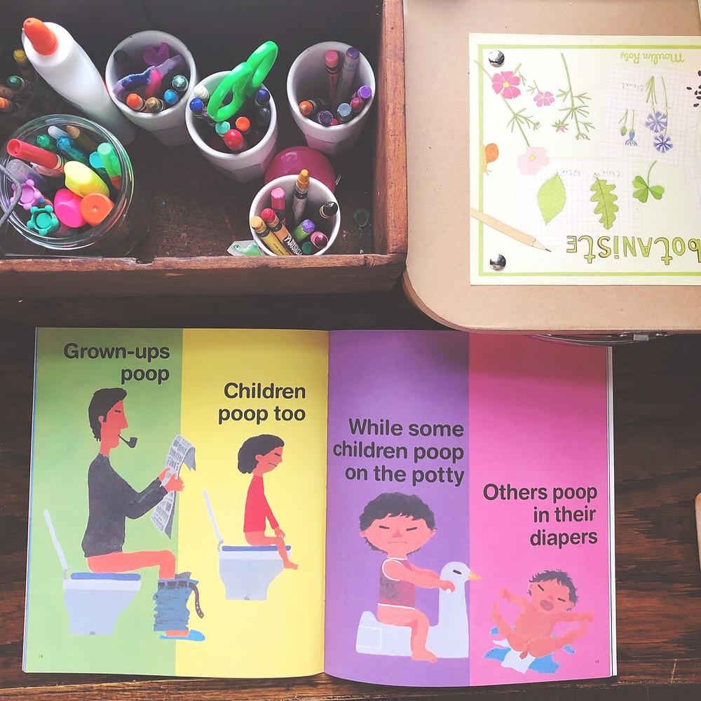 poop book toddlers