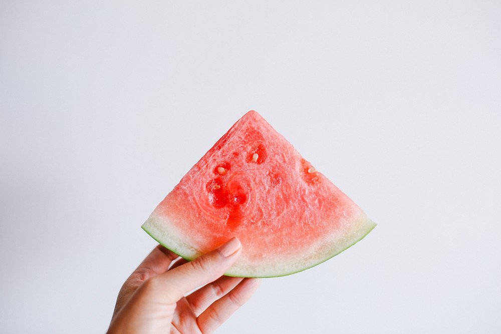 watermelon snack for potty training toddlers