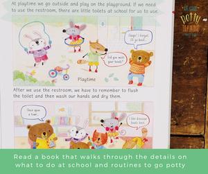 potty training book for preschool