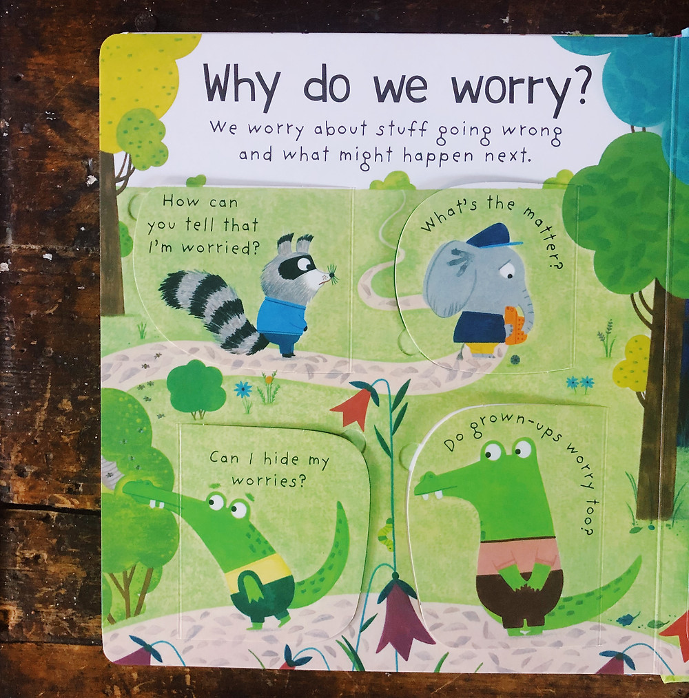 What Are Feelings Usborne