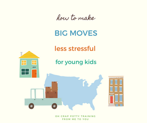 tips and childrens books about moving to a new home