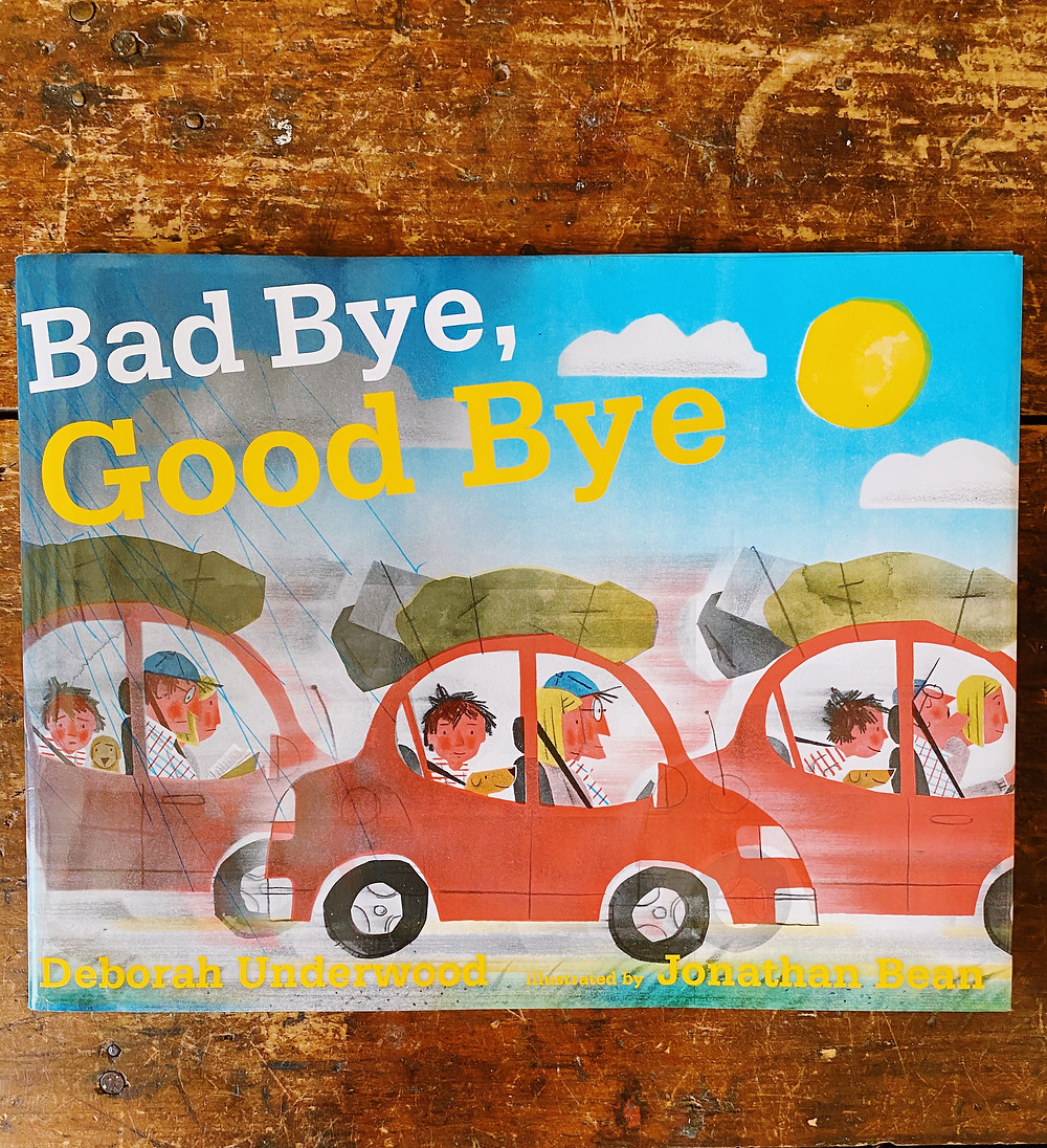 goodbye picture book