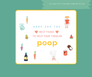 Here are the best foods to help your toddler poop