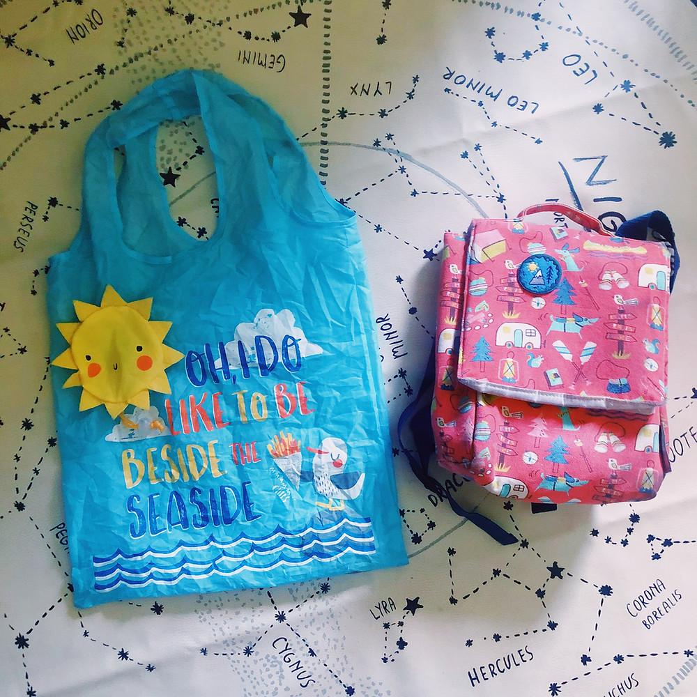 kids pack travel bag