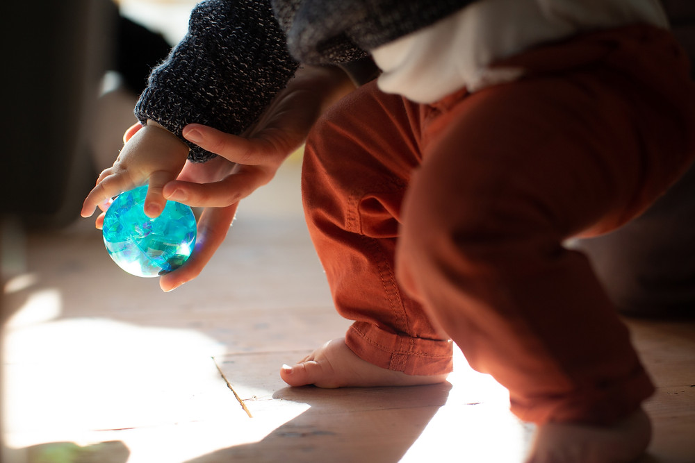how praise is a tool for small children