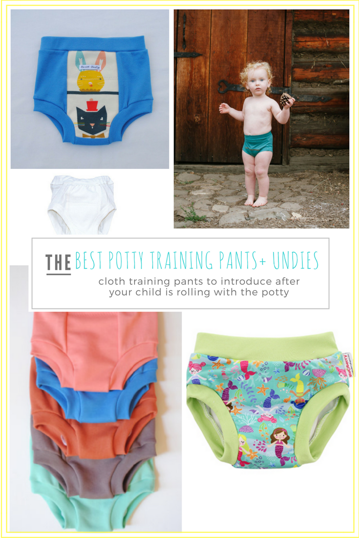 The Best Potty Training Pants and Toddler Undies (After ...