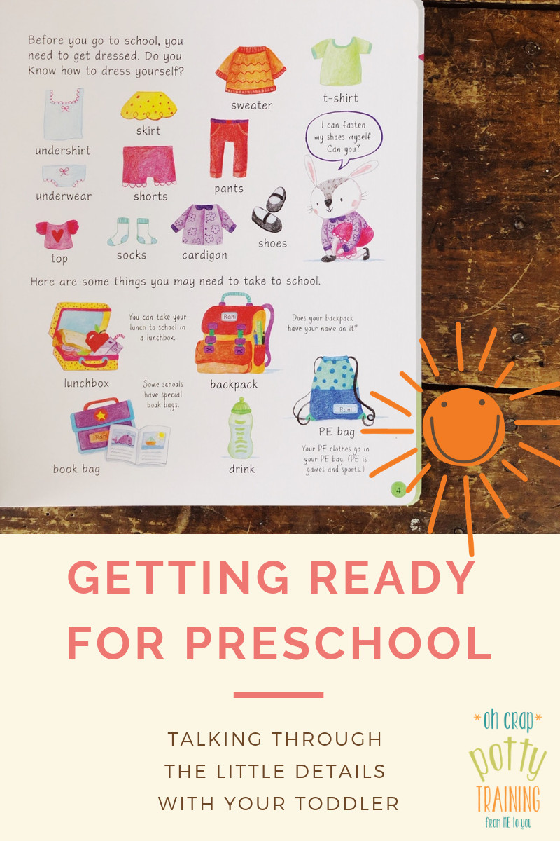 How To Prep For Potty Training At Daycare And Preschool