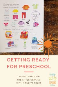 toddler potty training book