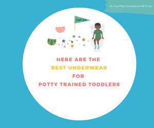 Here are the best cloth training pants for potty training toddlers