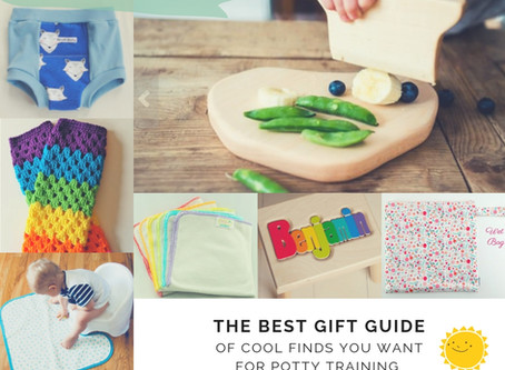 10+ Unique Gift Ideas for When You're in the Potty Training Zone