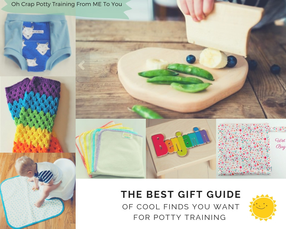 Best Gift Guide for Potty Training