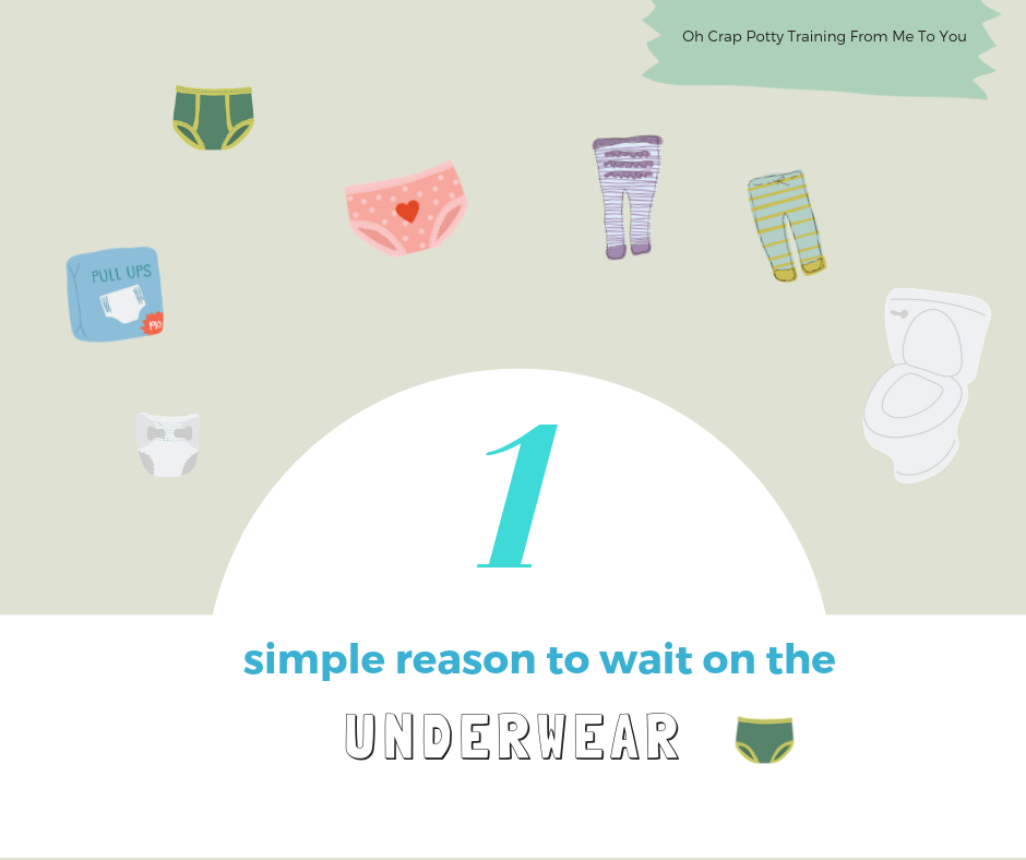 1 Simple Reason to Wiat on the Underwear