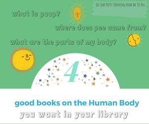 4 good books on the Human Body you want in your library