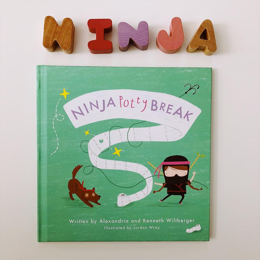 childrens potty books