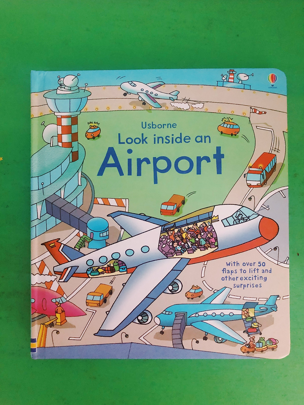 best childrens book flying airport