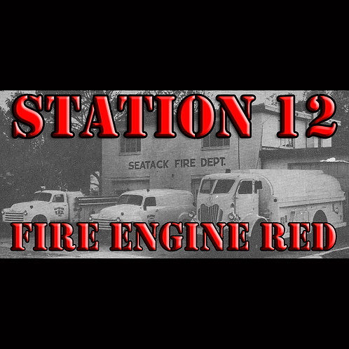 Station 12 Fire Engine Red (32oz Growler + Fill)
