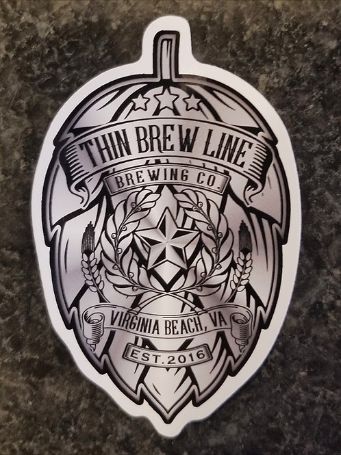 Hop Badge Sticker