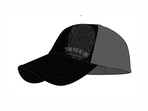 Thin Brew Line Trucker Hat