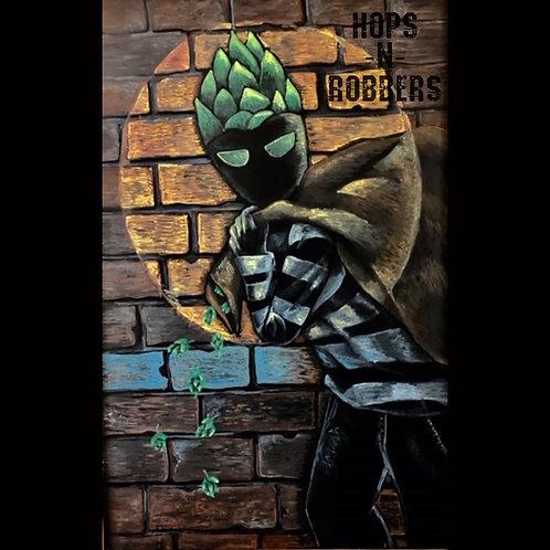 Hops-N-Robbers (32oz Growler + Fill)
