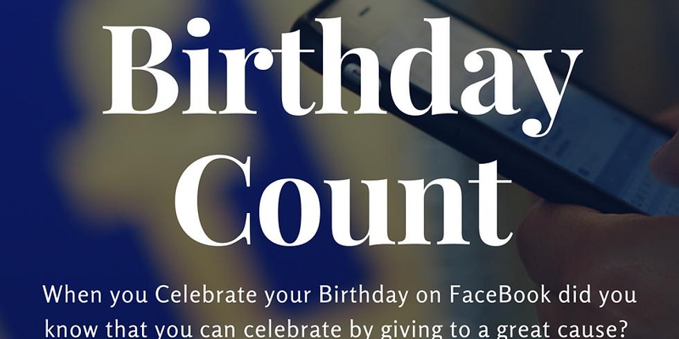 Celebrating?