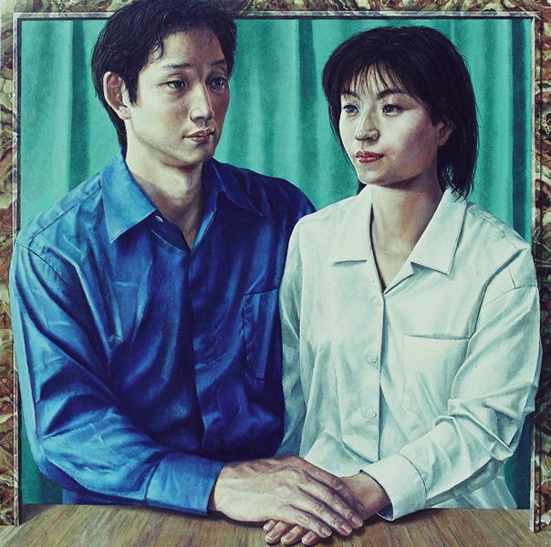 星野夫妻の肖像