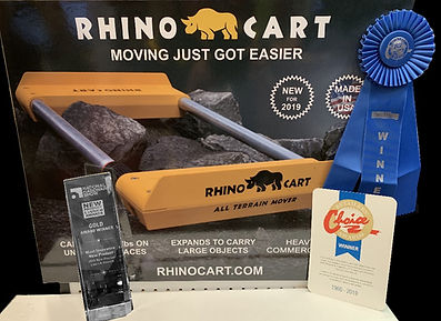 Rhino Cart Eddie Turner