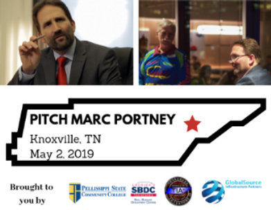 Pitch Marc Portney Knoxville, TN May 2,