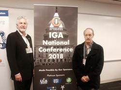 IGA National Conference 2018