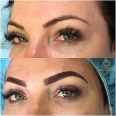 Ombre Brows - Permanent Makeup