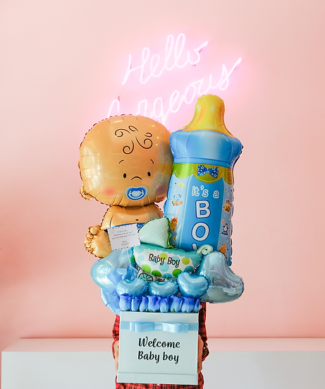 Baby Boy Giant Parcel