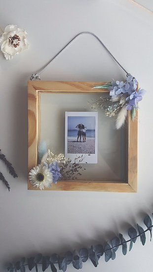 Double Glass Frame 2