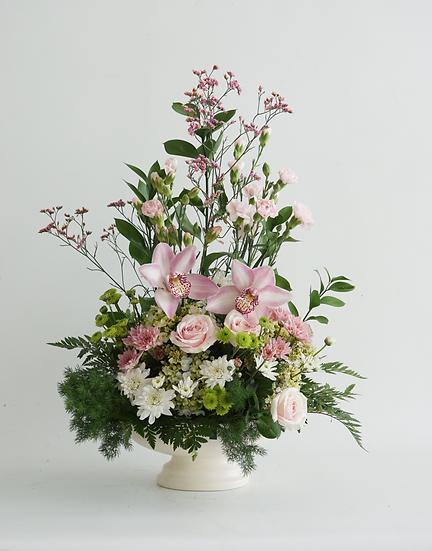 Sugar Sweet Flower Vase