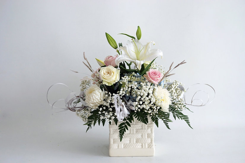 Boxxy Pinkan Flower Vase