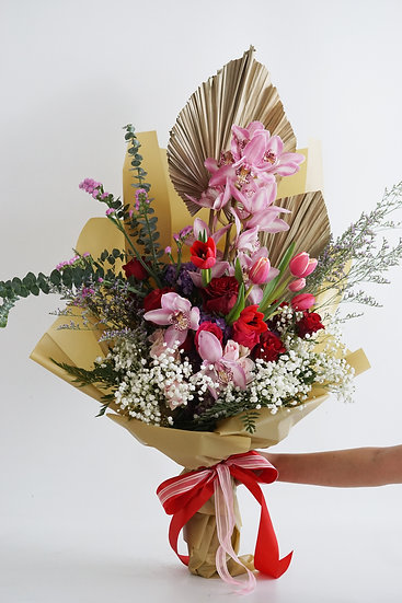 Sweet Romance Bouquet