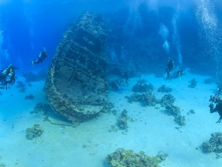 Things to do in Vero Beach: Explore a Shipwreck