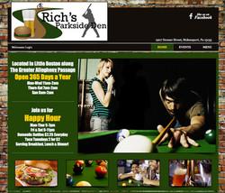 Rich's Parkside Den