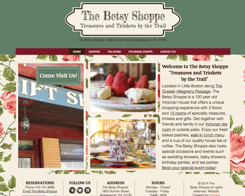 The Betsy Shoppe