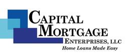 Capital Mortgage Logo