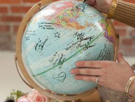 Unique guest book ideas that will have your guests wanting one for themselves