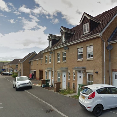 SMALL MEADOW COURT, CAERPHILLY