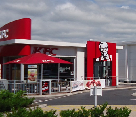 KFC, CARMARTHEN