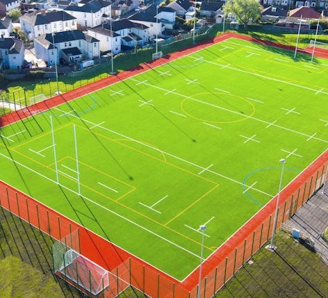 Y GWYNDY SCHOOL, 3G PITCH