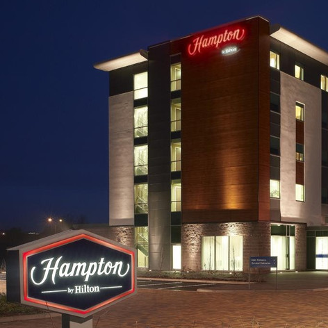 HAMPTON HOTEL, WALES 1